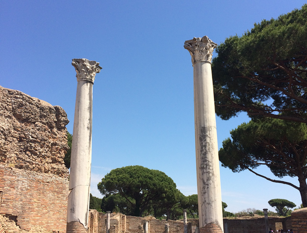 Rome 1 Columns