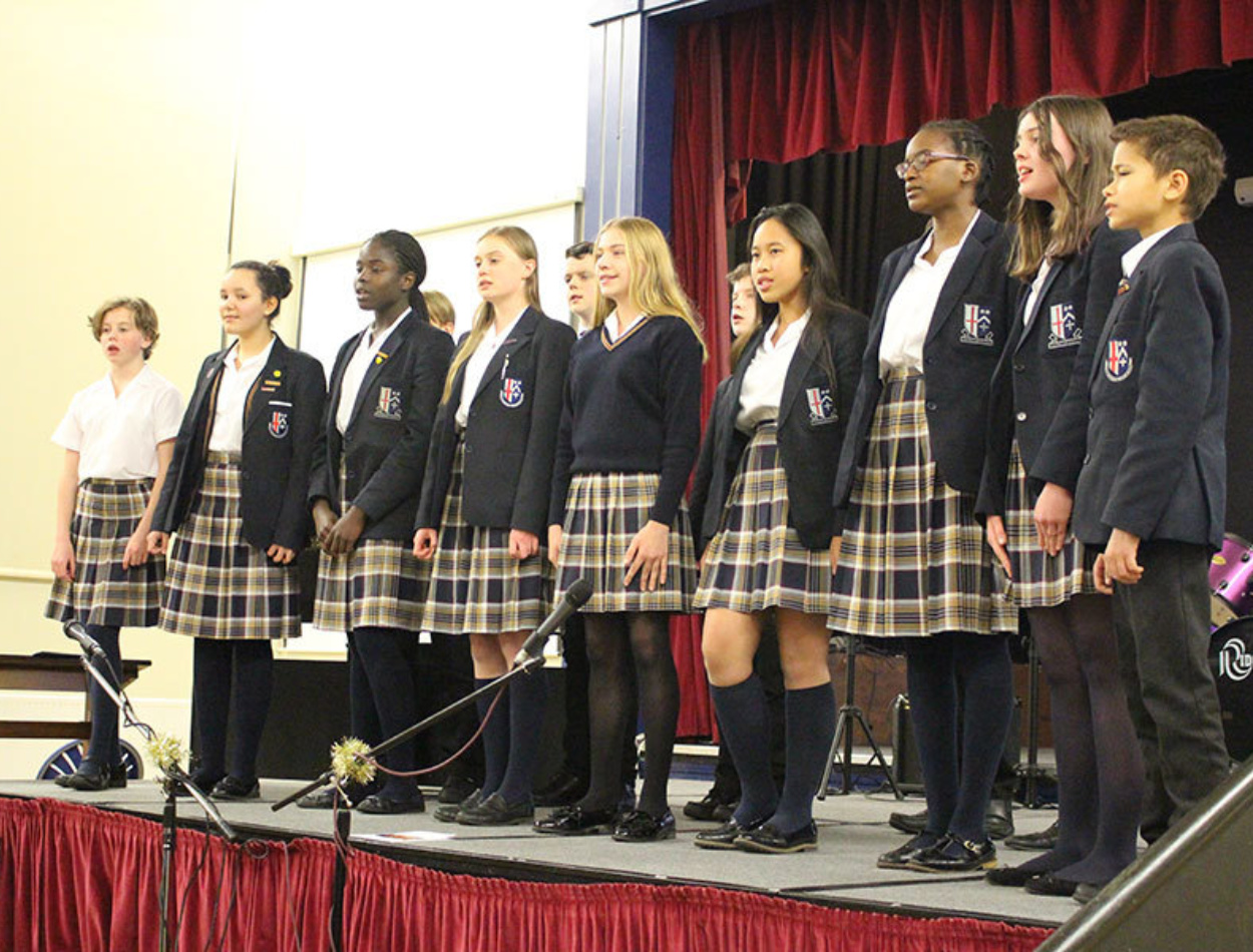 Senior Music Choir