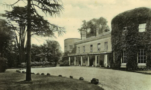 Shortlands House